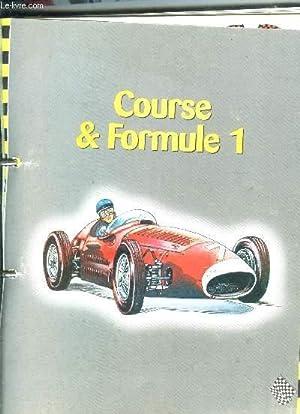 1 CLASSEUR: COURSE ET FORMULE 1- UN: COLLECTIF