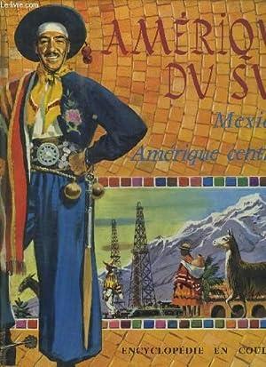 AMERIQUE DU SUD MEXIQUE, AMERIQUE CENTRALE: APPEL BENJAMIN