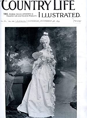 COUNTRY LIFE ILLUSTRATED, VOL. VI, N° 148,: COLLECTIF