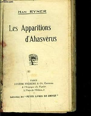 LES APPARITIONS D AHASVERUS: RYNER HAN