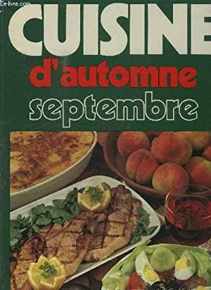 CUISINE D'AUTOMNE - SEPTEMBRE: COLLECTIF