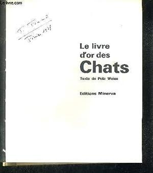 LE LIVRE D'OR DES CHATS: WEISS POLA