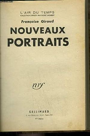 NOUVEAUX PORTRAITS: GIROUD FRANCOISE