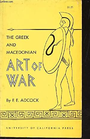 ART OF WAR: ADCOCK F.E.