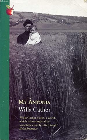 MY ANTONIA: CATHER Willa