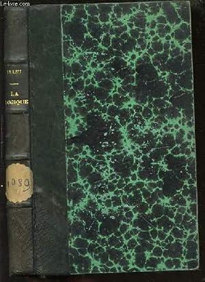 COURS FAMILIER DE PHILOSOPHIE : LA LOGIQUE - L'ART DE PENSER. BIBLIOTHEQUE DE SYNTHESE ...