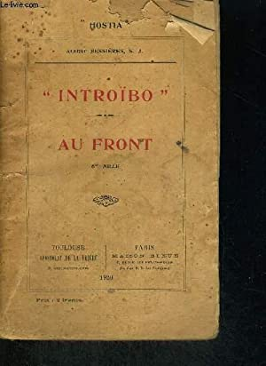 "INTROIBO"" - AU FRONT- 6ME MILLE - REVUE: BESSIERES ALBERT"