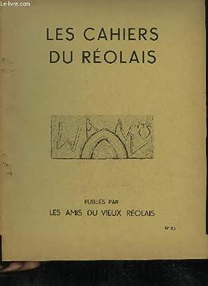 LES CAHIERS DU REOLAIS N° 83 Cinq: COLLECTIF