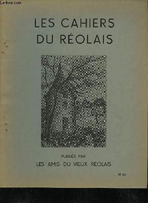LES CAHIERS DU REOLAIS N° 85 Familles: COLLECTIF