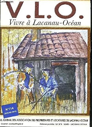 VIVRE A LACANAU OCEAN N°114 JANVIER 2015: COLLECTIF