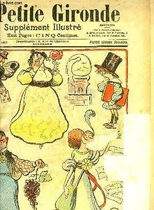 LA PETITE GIRONDE SUPPLEMENT ILLUSTRE - 9EME ANNEE N° 1 JANVIER 1906 -: COLLECTIF