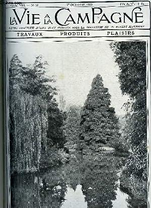 VIE A LA CAMPAGNE N° 97 Comment obtenir des beaux gazons sous les arbres - pour faire l'élevage...