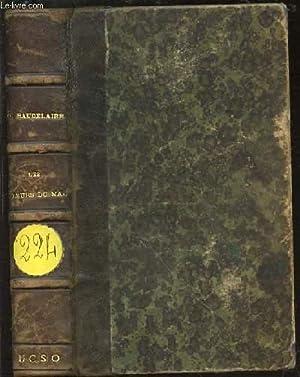 LES FLEURS DU MAL : 1857-1861 -: BAUDELAIRE CHARLES