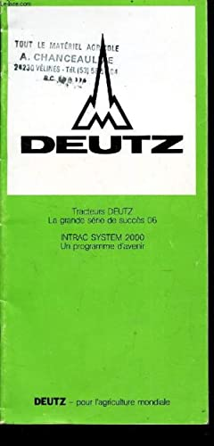 DEUTZ: COLLECTIF