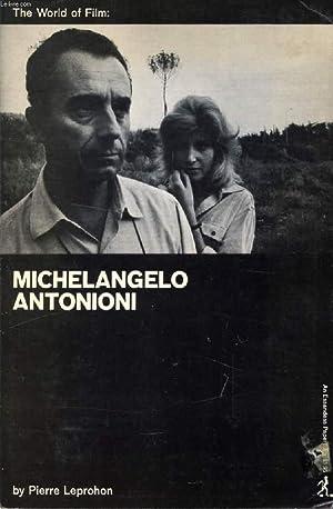 MICHELANGELO ANTONIONI: AN INTRODUCTION: LEPROHON Pierre