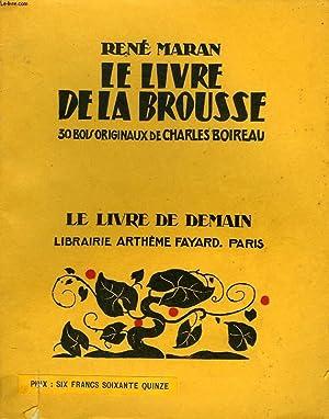 LE LIVRE DE LA BROUSSE. 30 BOIS: MARAN RENE.