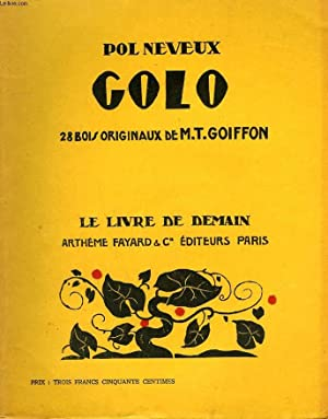GOLO. 28 BOIS ORIGINAUX DE M.T. GOIFFON.: NEVEUX POL.