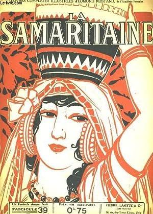LA SAMARITAINE FASCICULE N° 39: EDMOND ROSTAND