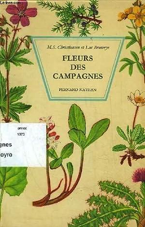 FLEURS DES CAMPAGNES.: M.S.CHRISTIANSEN ET BRUMERYE