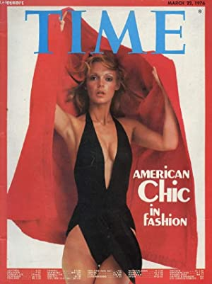 TIME, NEWSMAGAZINE, MARCH 22, 1976 (Contents: No: COLLECTIF