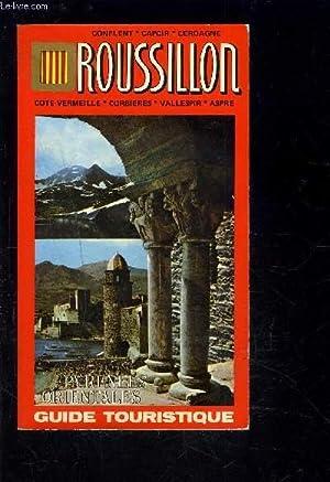 ROUSSILLON- COTE VERMEILLE- CORBIERES- VALLESPIR- ASPRE- GUIDE TOURISTIQUE- PYRENEES ORIENTALES&#...