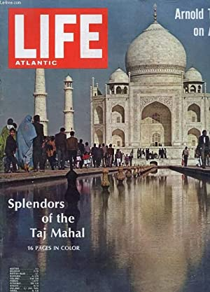LIFE, ATLANTIC EDITION, VOL. 44, N° 1, JAN. 1968 (Contents: Reports. Amer's will: Why Egypt ...