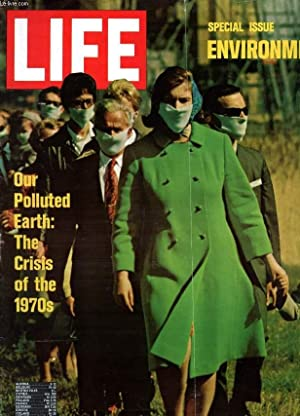 LIFE, VOL. 49, N° 3, AUG. 1970 (Contents: People Are Prime Polluters. America's environmental ...