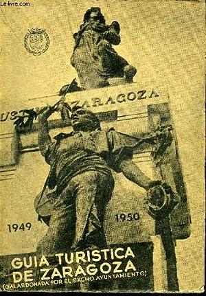 GUIA TURISTICA DE ZARAGOZA - Situacion y topografia, clima, zaragoza historica, .: RAMIRO GONZALEZ ...