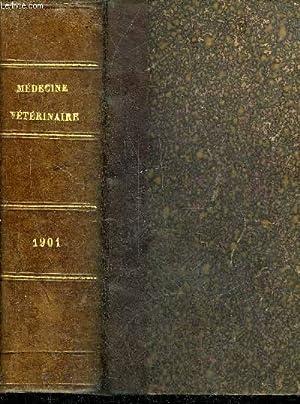 RECUEIL DE MEDECINE VETERINAIRE - VIIIE SERIE - TOME VIII.: COLLECTIF