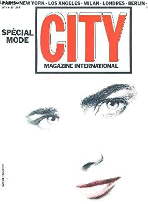 CITY - MAGAZINE INTERNATIONAL - SPECIAL MODE: COLLECTIF
