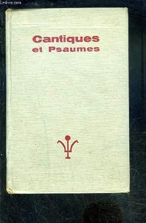 CANTIQUES ET PSAUMES: COLLECTIF