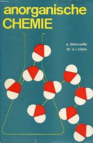 ANORGANISCHE CHEMIE: DELARUELLE A., CLAES