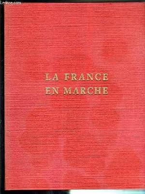 LA FRANCE EN MARCHE: SAUVY ALFRED