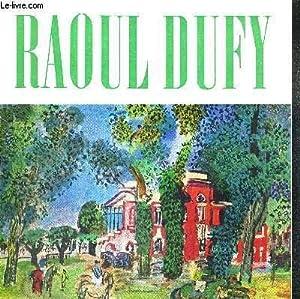 RAOUL DUFY - 1877-1953 - 2 MAI: COLLECTIF