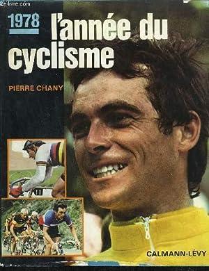 1978 L'ANNEE DU CYCLISME: CHANY PIERRE