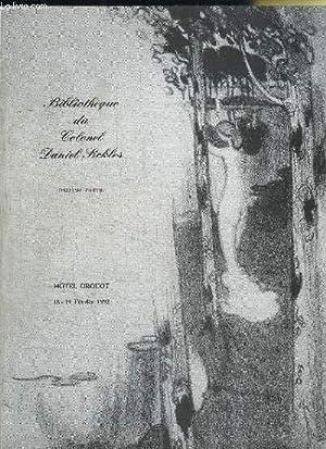 BIBLIOTHEQUE DU COLONEL DANIEL SICKLES - LITTERATURE: LAURIN / GUILLOUX