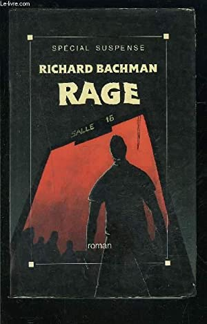 RAGE: BACHMAN RICHARD