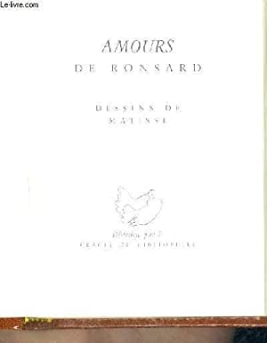 AMOURS: RONSARD