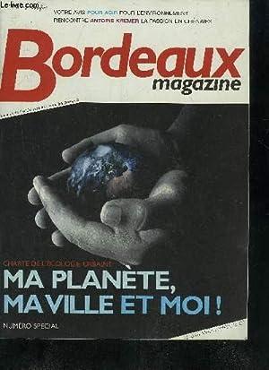BORDEAUX MAGAZINE N°346 MARS AVRIL 2007 -: COLLECTIF