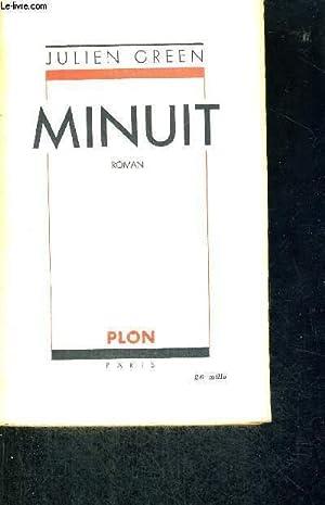MINUIT: GREEN JULIEN