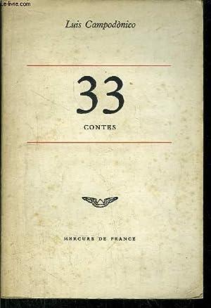 33 CONTES: CAMPODONICO LUIS