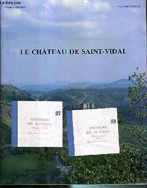 LE CHATEAU DE SAINT VIDAL: PONSOT PATRICK - SOULINGEAS YVES