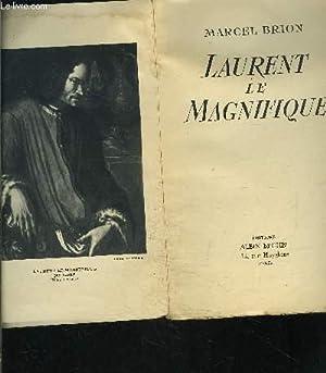 LAURENT LE MAGNIFIQUE: BRION MARCEL