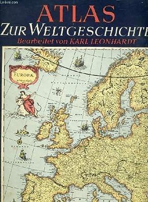 ATLAS ZUR WELTGESCHICHTE: LEONHARDT KARL