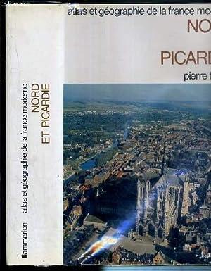 NORD ET PICARDIE / COLLECTION ATLAS ET GEOGRAPHIE DE LA FRANCE MODERNE.: FLATRES PIERRE
