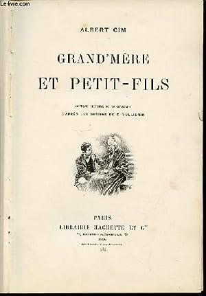 GRAND'MERE ET PETIT-FILS.: CIM ALBERT
