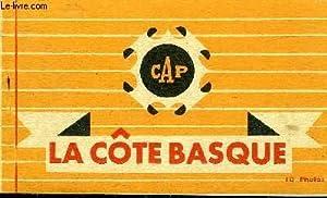 LA COTE BASQUE - 10 CARTES POSTALES EN NOIR ET BLANC.: COLLECTIF