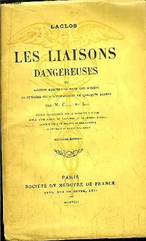 LES LIAISONS DANGEREUSES: LACLOS