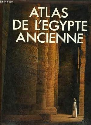 ATLAS DE L'EGYPTE ANCIENNE: BAINES J./ MALEK