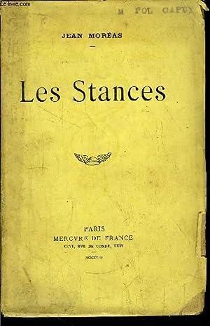 LES STANCES: MOREAS JEAN